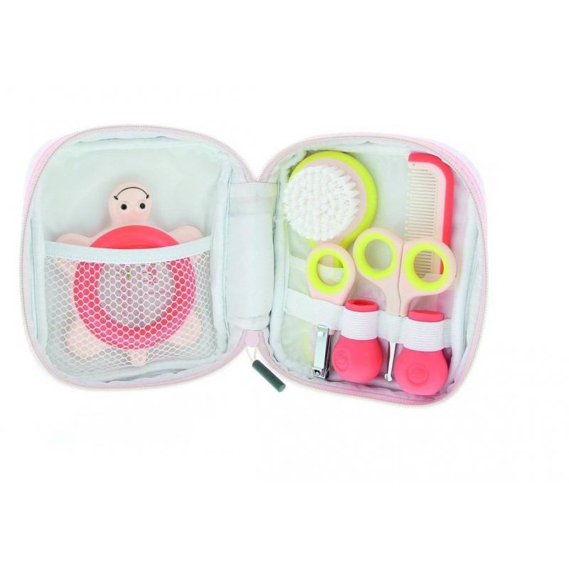 Bebe Confort Набор аксессуаров по уходу за малышом bebe confort мини дозатор для лекарств 15 мл с рождения