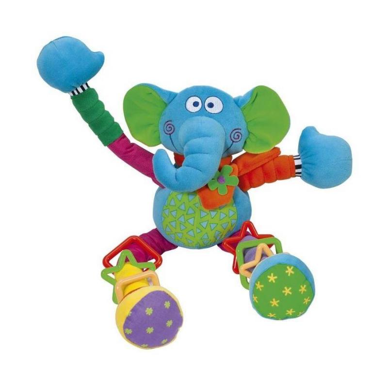 Bebe Confort Игрушка Веселый Слоник learning journey развивающая игрушка веселый слоник
