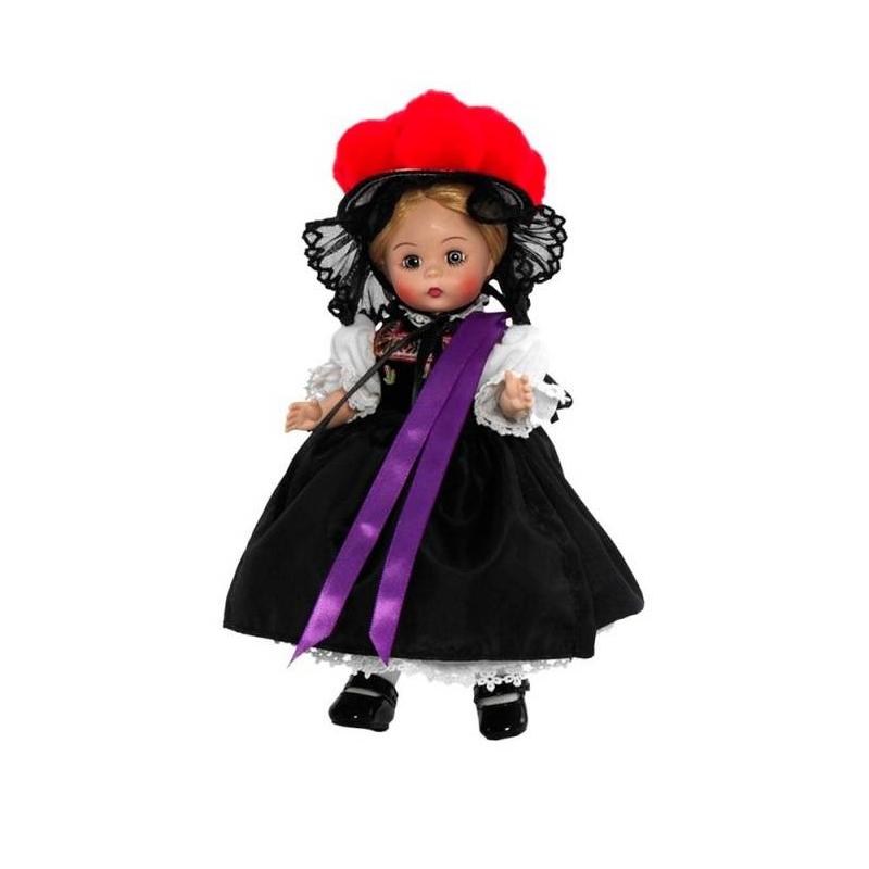 Madame Alexander Кукла Девочка из Германии кукла кана из серии джуку