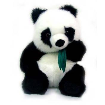 Игрушки, Мягкая игрушка Панда Hansa 698622, фото