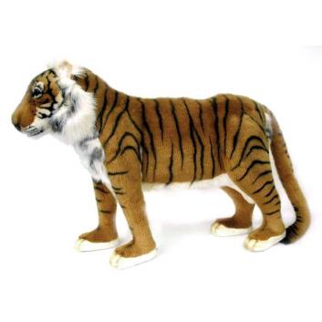 Игрушки, Мягкая игрушка Тигр Hansa 698624, фото