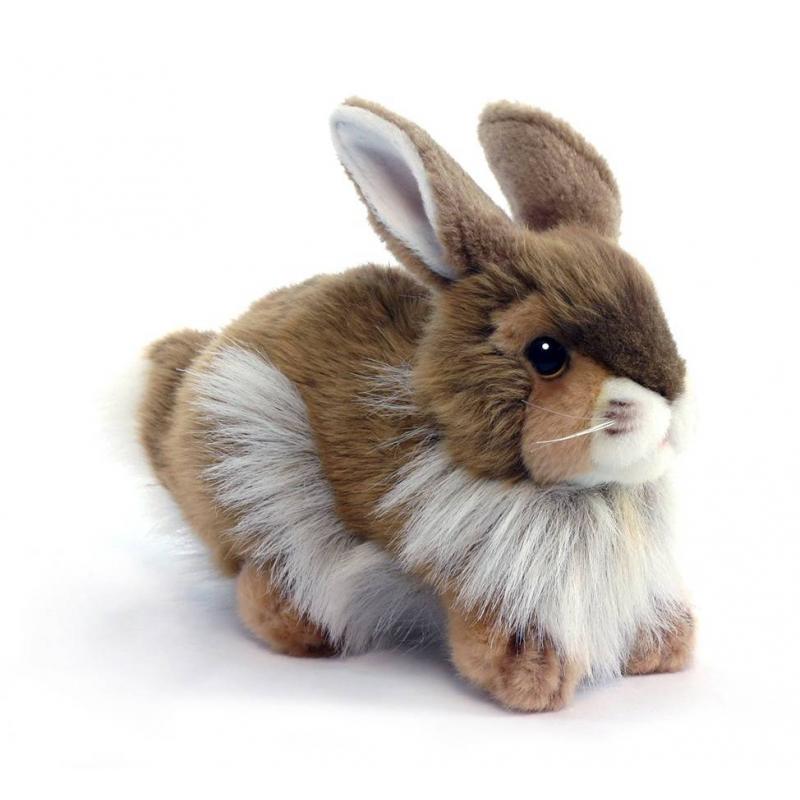 мягкие игрушки для малышей Hansa Мягкая игрушка Кролик