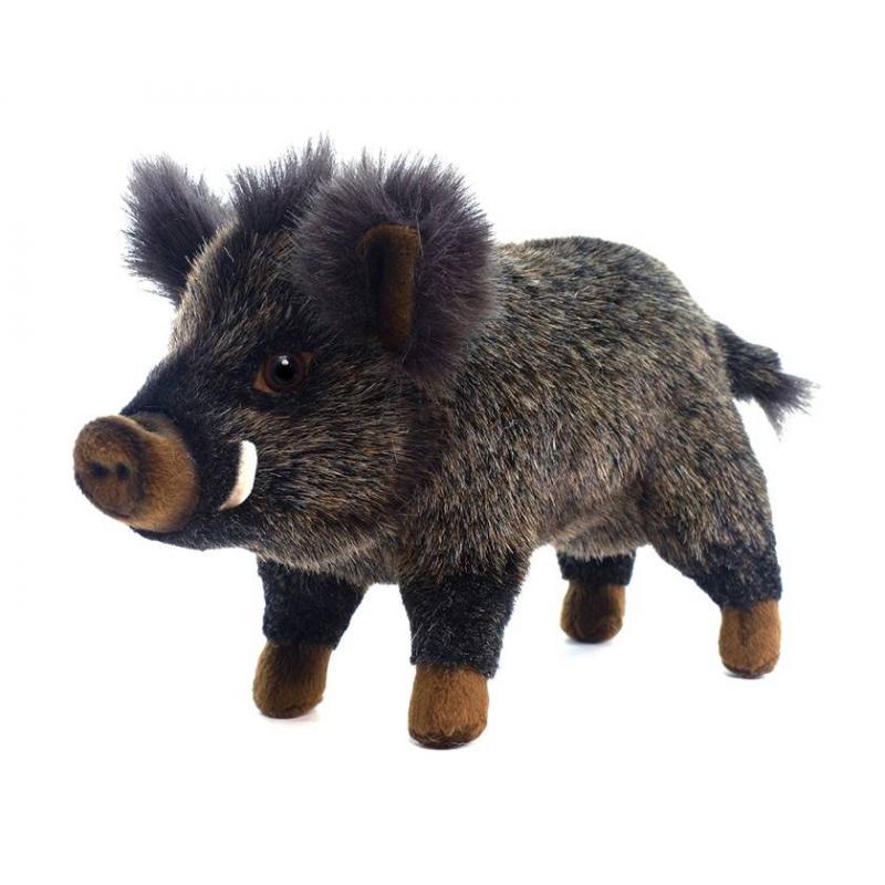 Hansa Мягкая игрушка Кабан мягкие игрушки hansa кабан 29 см