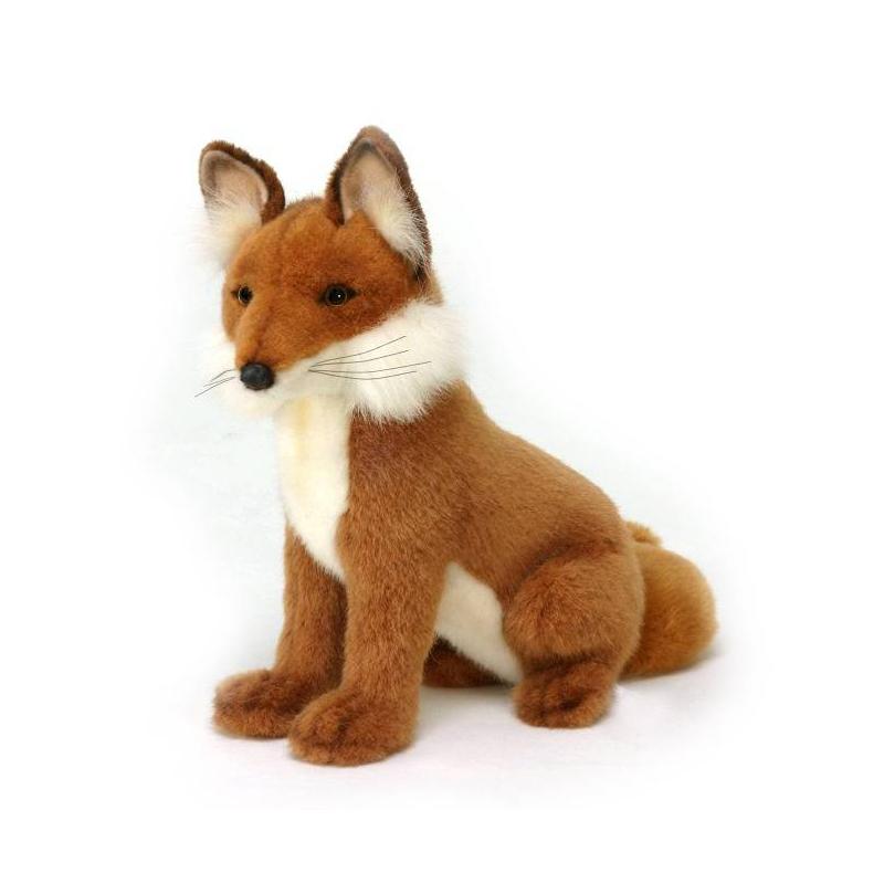 Hansa Мягкая игрушка Лиса hansa мягкая игрушка овца