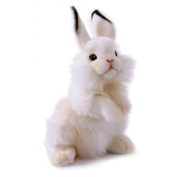 Игрушки, Мягкая игрушка Кролик Hansa 698677, фото