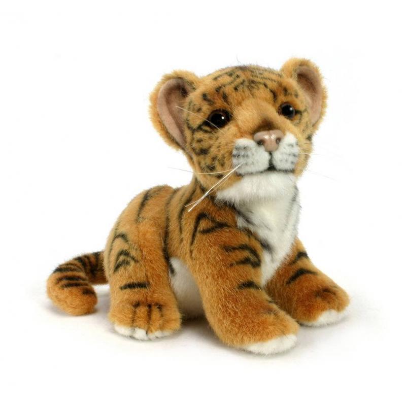 Hansa Мягкая игрушка Тигренок мягкие игрушки hansa тигр 60 см