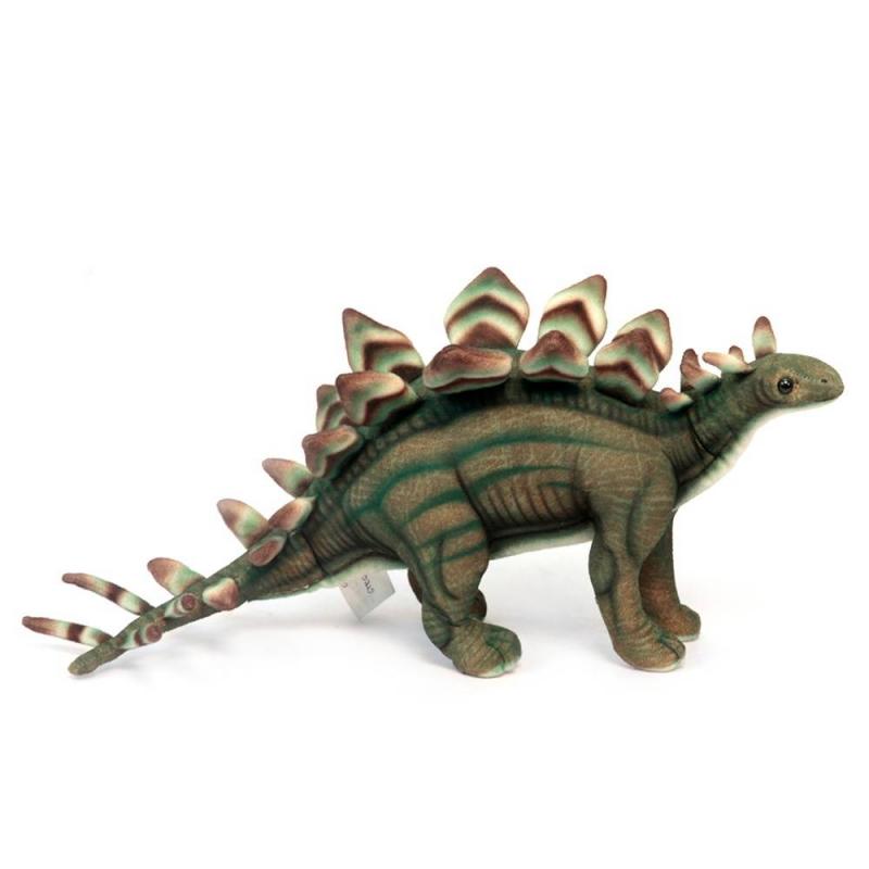 Hansa Мягкая игрушка Стегозавр hansa мягкая игрушка ротвеллер
