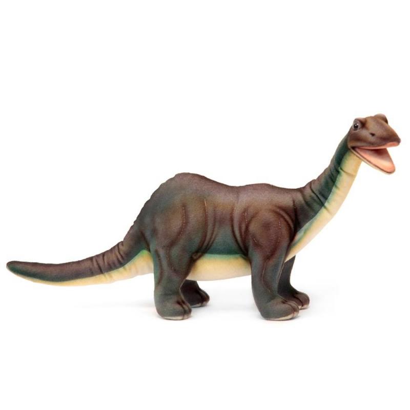 Hansa Мягкая игрушка Бронтозавр hansa мягкая игрушка ротвеллер