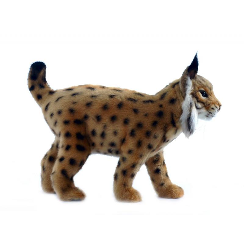 Hansa Мягкая игрушка Испанская рысь hansa мягкая игрушка верблюд