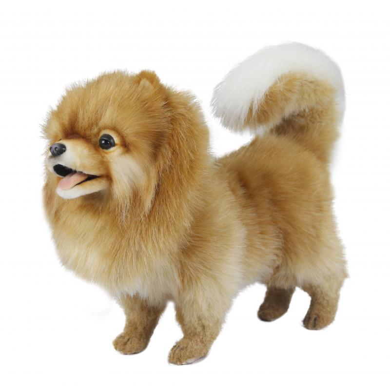 Мягкая игрушка собака шпиц