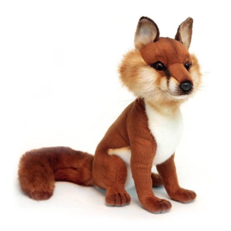 Hansa Мягкая игрушка Лиса