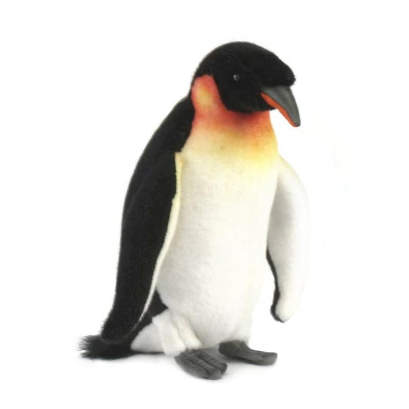 Hansa Мягкая игрушка Императорский пингвин мягкая игрушка пингвин tux купить
