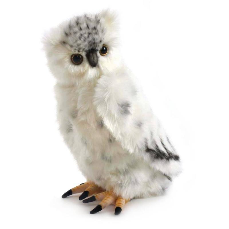 Hansa Мягкая игрушка Полярная сова мягкие игрушки hansa сова голова поворачивается 34 см