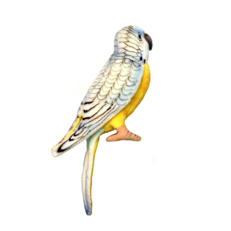 Hansa Мягкая игрушка Волнистый попугай