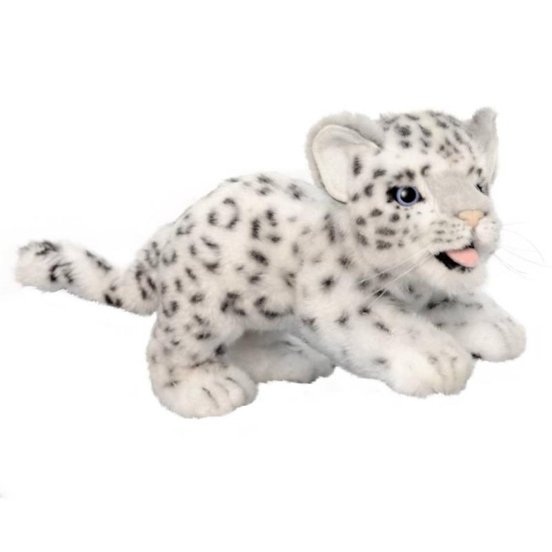 Hansa Мягкая игрушка Детеныш снежного барса