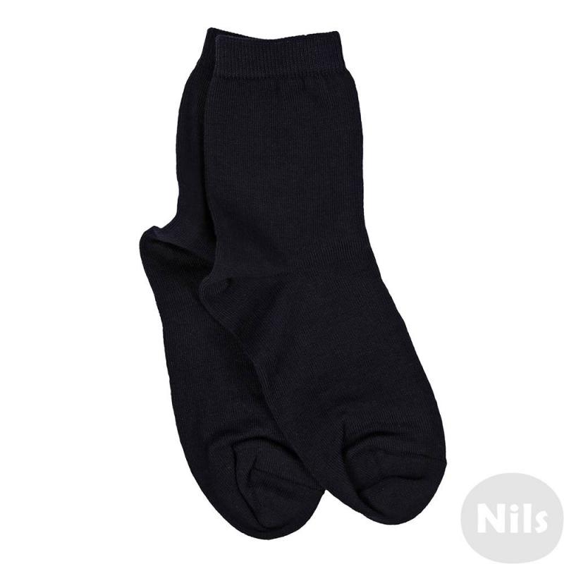 НоскиСиние носки марки ЛУКОМОРЬЕ для мальчиков. Носки выполнены из качественной хлопковой пряжи. Носки не деформируются при стирке, на них не образуются катышки.<br><br>Размер: 7 лет<br>Цвет: Синий<br>Размер: 18<br>Пол: Для мальчика<br>Артикул: 608325<br>Страна производитель: Россия<br>Сезон: Всесезонный<br>Состав: 80% Хлопок, 15% Полиамид, 5% Эластан<br>Бренд: Россия