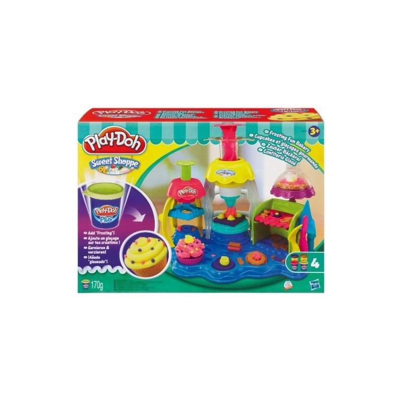 Play-Doh Набор пластилина Фабрика пирожных  play doh набор пластилина весёлая пила