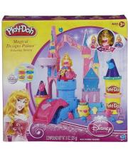 Игровой набор Чудесный замок Авроры Play-Doh