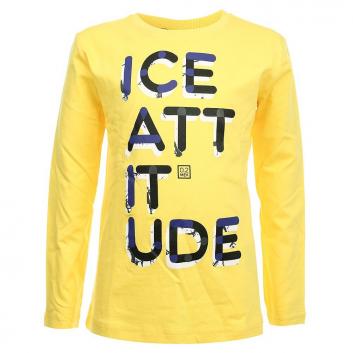 Мальчики, Комплект футболок MEK (желтый)412353, фото