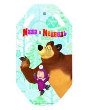Ледянка Маша и Медведь 92 см