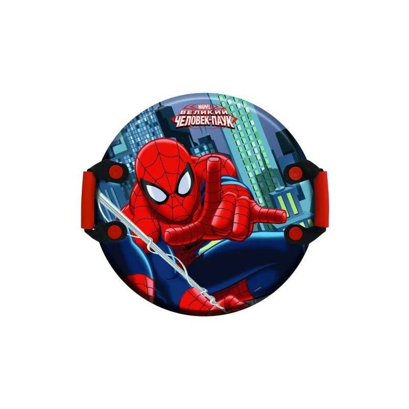 1Toy Ледянка Человек-паук 54 см ледянка rt 2 пластик зеленый