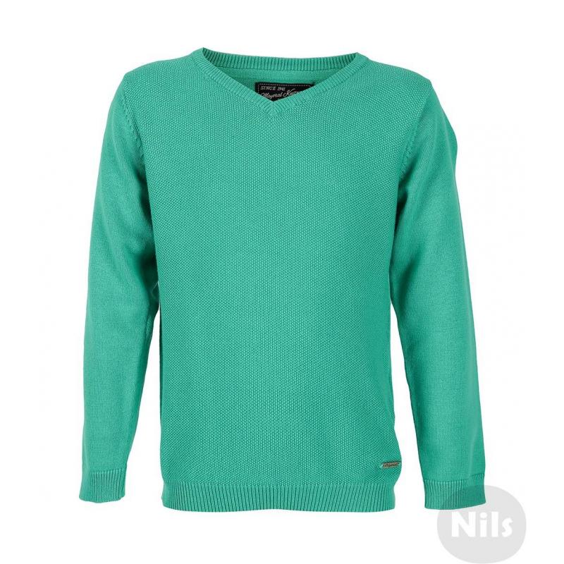 СвитерЗеленый хлопковый свитер марки MAYORAL для мальчиков. Классическая однотонная модель с V-образным вырезом горловины, выполненаиз мягкого хлопка. Передняя частьсвязана с мелким рельефным узором.<br><br>Размер: 6 лет<br>Цвет: Зеленый<br>Рост: 116<br>Пол: Для мальчика<br>Артикул: 608405<br>Страна производитель: Бангладеш<br>Сезон: Всесезонный<br>Состав: 100% Хлопок<br>Бренд: Испания