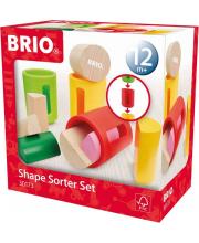 Игровой набор с кубиками BRIO