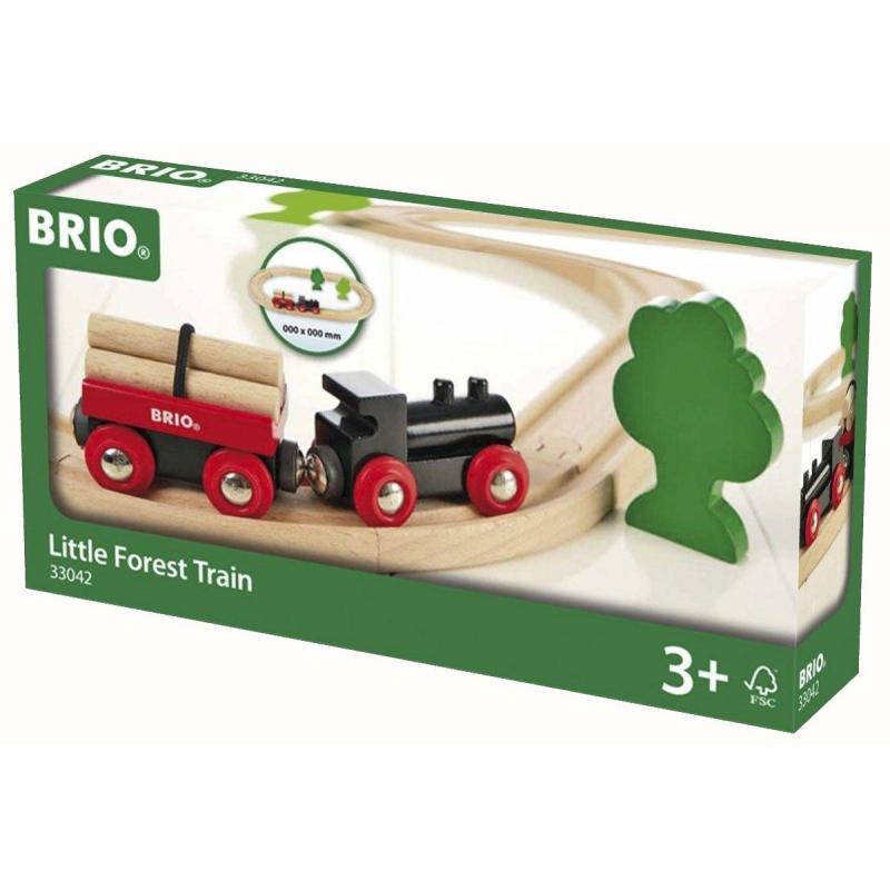 BRIO Железная дорога с грузовым поездом