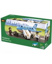 Игровой набор Самолетик с трапом BRIO
