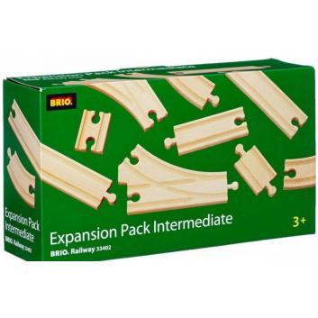 Игрушки, Железная дорога Базовые элементы BRIO 682699, фото