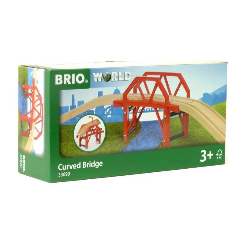 Изогнутый мост