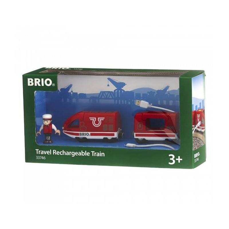 BRIO Пассажирский поезд