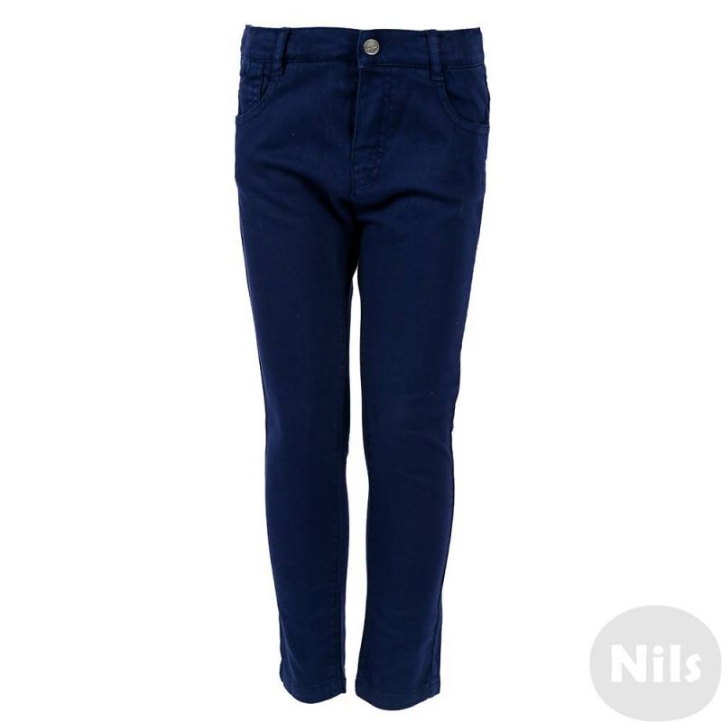 ДжинсыТемно-синие джинсы марки MAYORAL для мальчиков. Джинсы с пятью карманами выполнены из хлопка с небольшим добавлением эластана, застегиваются на кнопку. Регулируемый специальными пуговицами пояс обеспечивает идеальную посадку на талии.<br><br>Размер: 8 лет<br>Цвет: Темносиний<br>Рост: 128<br>Пол: Для мальчика<br>Артикул: 608539<br>Страна производитель: Индия<br>Сезон: Всесезонный<br>Состав: 98% Хлопок, 2% Эластан<br>Бренд: Испания