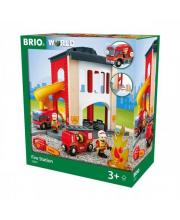 Игровой набор Пожарное отделение BRIO