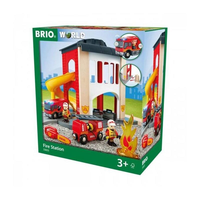 Игровой набор Пожарное отделение