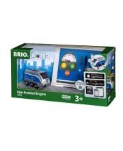 Интерактивный паровозик BRIO