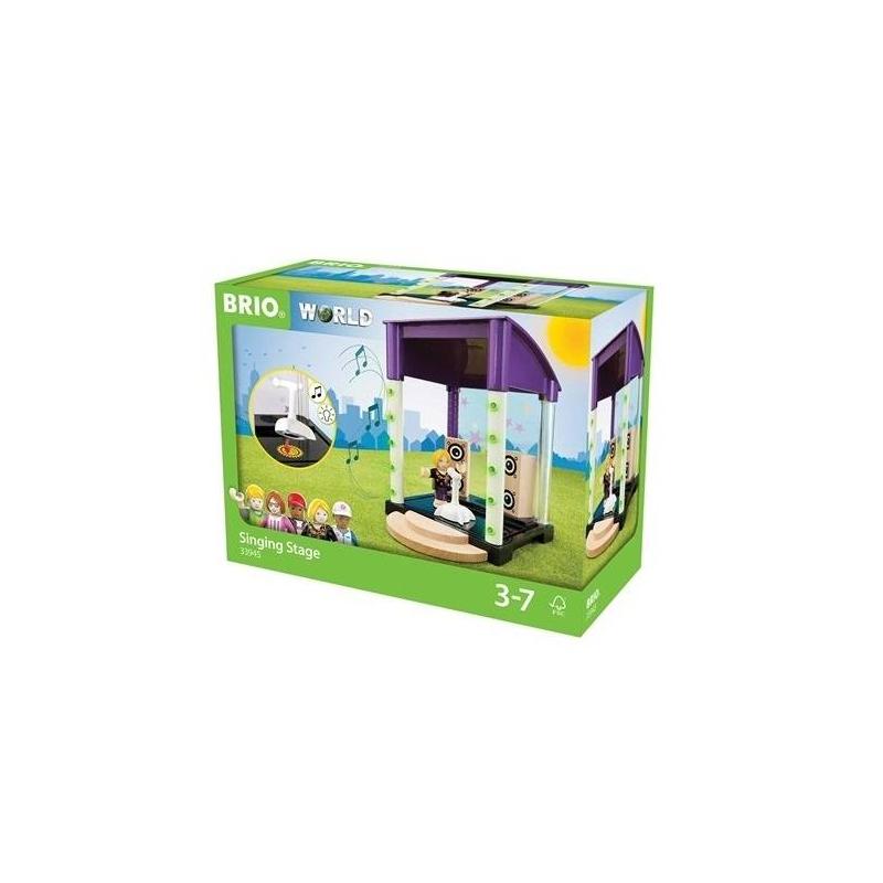 BRIO Игровой набор Караоке-клуб набор игровой с американскими горками brio 33730