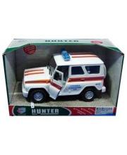 Машина инерционная УАЗ Hunter МЧС