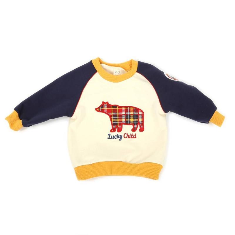 Lucky Child Толстовка пижамы lucky child пижама