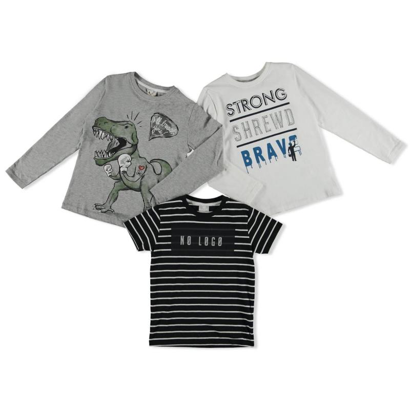 MEK Комплект футболок футболка однотонная с открытым плечом