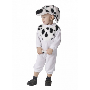 Мальчики, Карнавальный костюм Далматинец Вестифика (белый)415041, фото