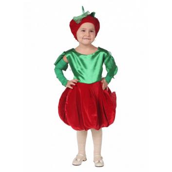 Девочки, Карнавальный костюм Вишенка Вестифика (красный)415065, фото