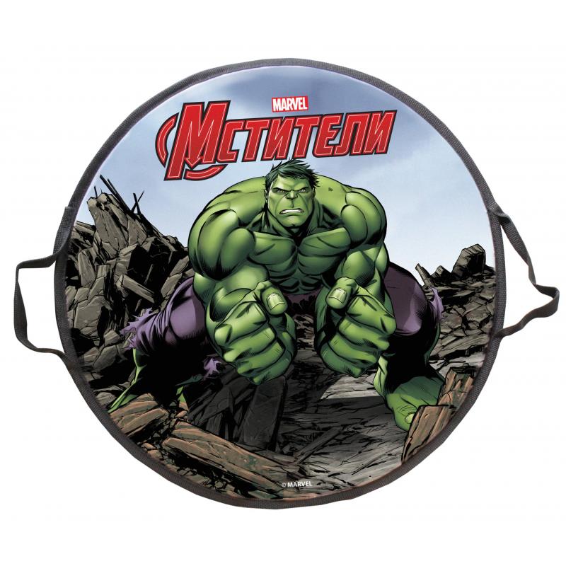 1Toy Ледянка Hulk 52 см ледянка hulk 52 см круглая мстители