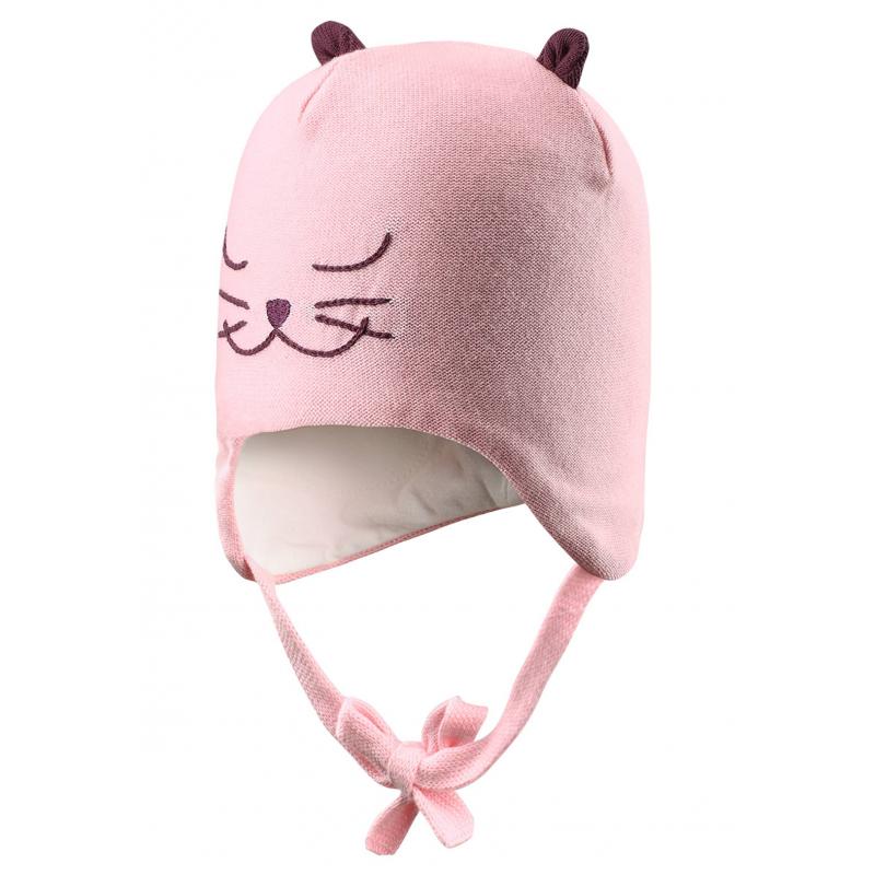 Купить Шапка, LASSIE by REIMA, Розовый, Без размера, Для девочки, 418907, Демисезон, Китай