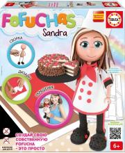 Набор для творчества кукла Фофуча Сандра