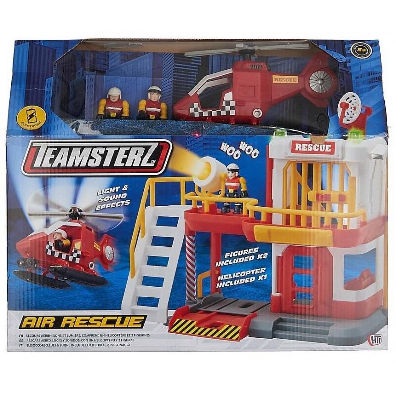 HTI Игровой набор Воздушные спасатели Teamsterz hti игровой набор складной верстак