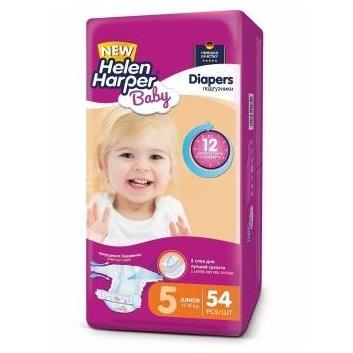Гигиена, Подгузники Junior 11-18 кг 54 шт Helen Harper 415242, фото