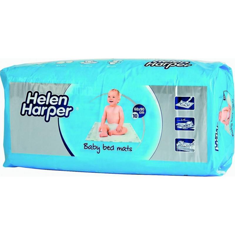 Helen Harper Детские впитывающие пеленки 60х90 см 10 шт